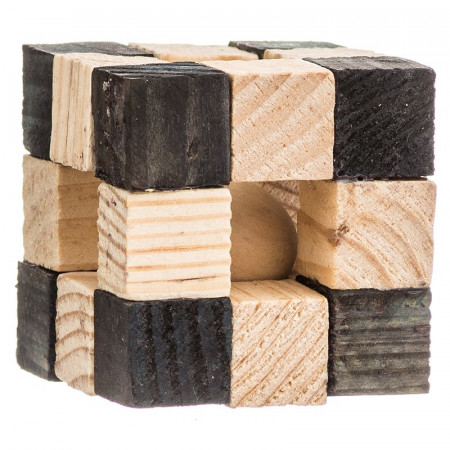 Kaytee Chew 'N Cube Chew Toy alternate img #1