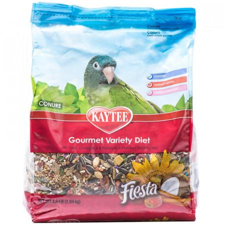 Kaytee Fiesta Conure Gourmet Variety Diet alternate img #1