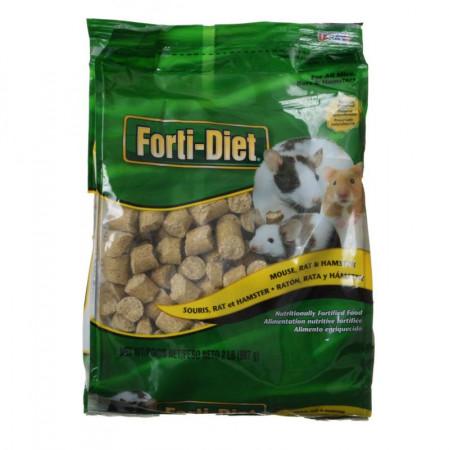 Kaytee Forti Diet - Mouse, Rat & Hamster Food alternate img #1