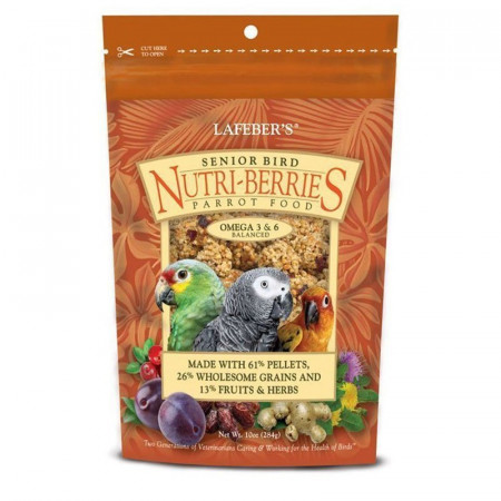 Lafeber Senior Bird Nutri-Berries - Parrot Food alternate img #1