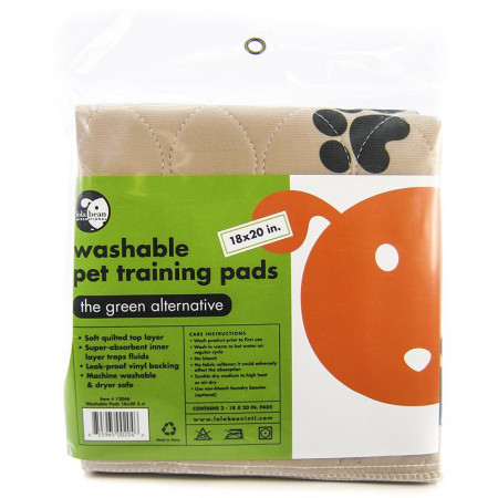 Lola Bean Washable Pet Training Pads - Regular alternate img #1