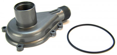Pondmaster Mag Drive Pump 12 & 18 Replacement Volute & Pump Cover with O-Ring alternate img #1