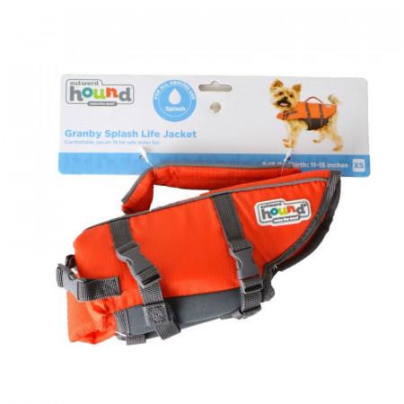 Outward Hound PupSaver Life Jacket - Orange alternate img #1