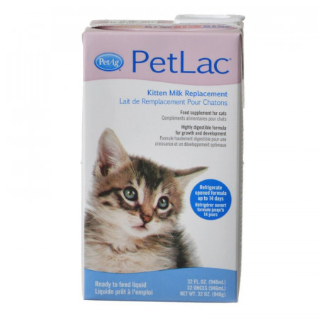 PetAg PetLac Kitten Milk Replacement - Liquid alternate img #1