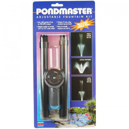 Pondmaster Adjustable Fountain Kit alternate img #1