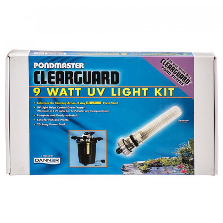 Pondmaster Clearguard Filter UV Light Kit alternate img #1