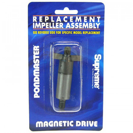 Pondmaster Magnetic Drive Pump 7 Impeller Assembly Replacement alternate img #1