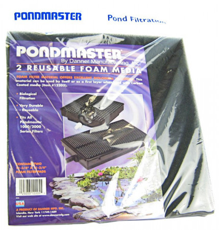 Pondmaster Reusable Foam Filter Pads alternate img #1