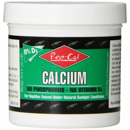 Rep Cal Ultrafine Calcium Without Vitamin D3 alternate img #1