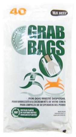 Van Ness Grab Bags for Dog Waste Pickup alternate img #1