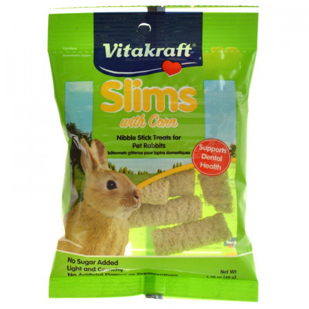 Vitakraft Slims with Corn for Rabbits alternate img #1
