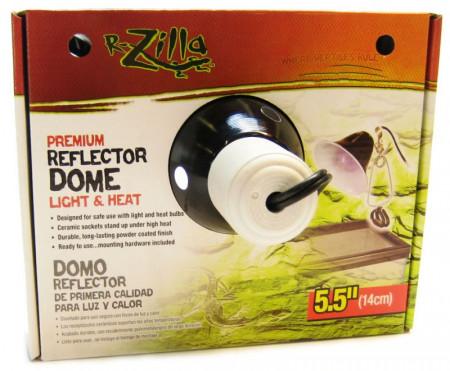 Zilla Premium Reflector Dome for Light & Heat alternate img #1