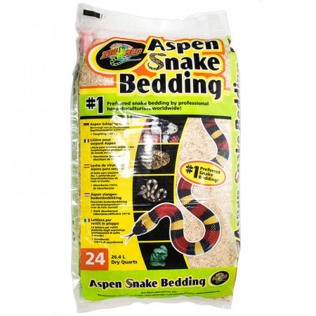 Zoo Med Aspen Snake Bedding alternate img #1