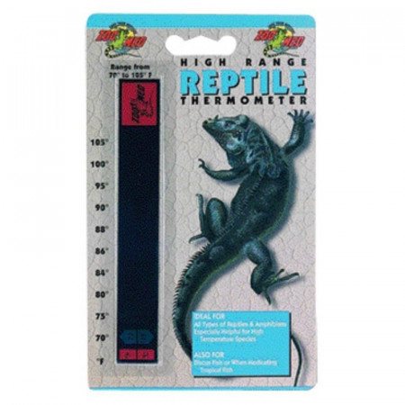 Zoo Med High Range Reptile Thermometer alternate img #1