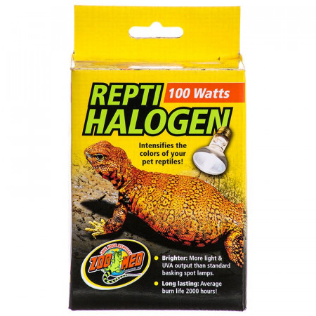 Zoo Med Repti Halogen Heat Lamp alternate img #1