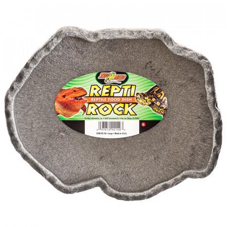 Zoo Med Repti Rock Reptile Food Dish alternate img #1