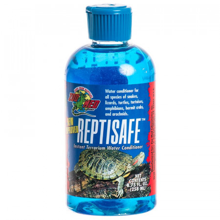 Zoo Med ReptiSafe Instant Terrarium Water Conditioner alternate img #1