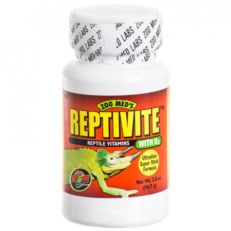 Zoo Med Reptivite Reptile Vitamins with D3 alternate img #1