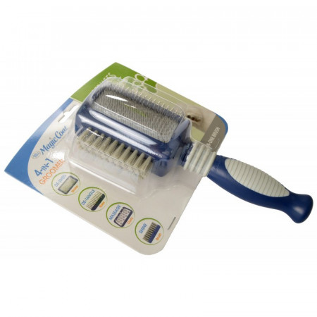 Magic Coat 4-in-1 Groomer All-in-One Brush alternate img #1