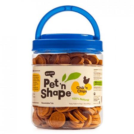 Pet 'n Shape Chik 'n Chips Dog Treats alternate img #1