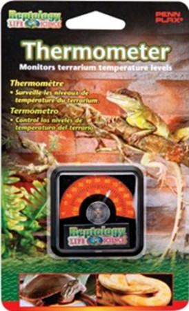 Penn Plax Reptology Reptile Thermometer alternate img #1