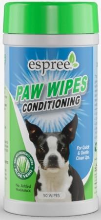 Espree Conditioning Paw Wipes alternate img #1