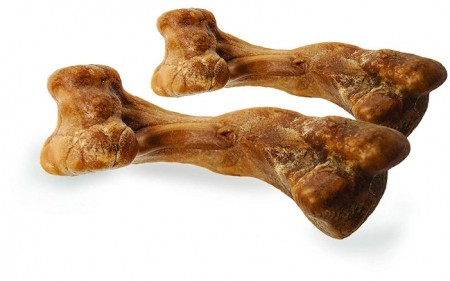 Nylabone Healthy Edibles Natural Wild Bison Chew Treats - Small alternate img #2