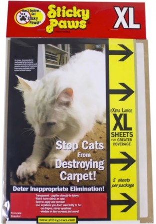 Pioneer Pet Sticky Paws XL Sheets alternate img #1