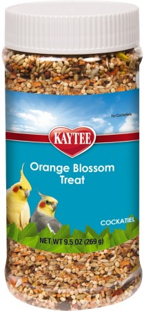 Kaytee Orange Blossom Treat for Cockatiels alternate img #1