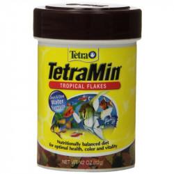Tetra Tetramin Regular Tropical Flakes Fish Food
