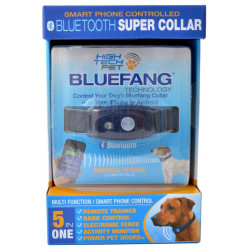 High Tech Pet High Tech Pet BlueFang 5 In 1 Super Collar
