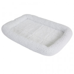 See Precision Pet Original SnooZZy Pet Bed in White