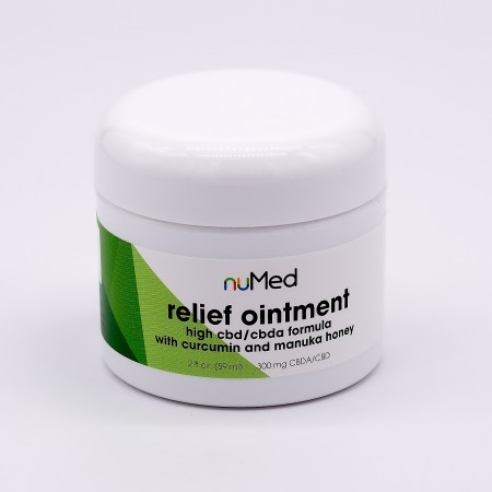 NuMed Pain Relief Ointment alternate img #1