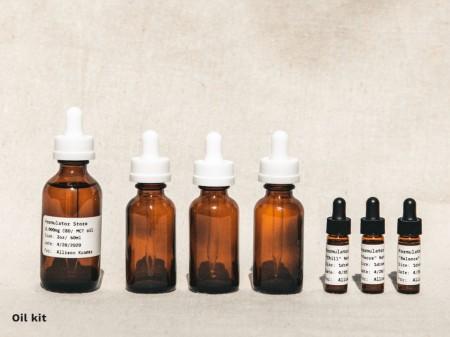 DIY CBD Oil Formulation Kit alternate img #2