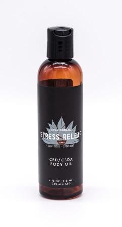 Stress Releaf Massage Oil alternate img #1