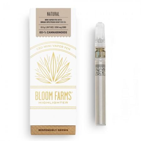 Natural CBD Mini Vapor Pen alternate img #1