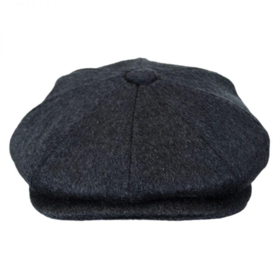 dc74a428 Jaxon-Hats-Pure-Wool-Newsboy-Cap thumbnail 8
