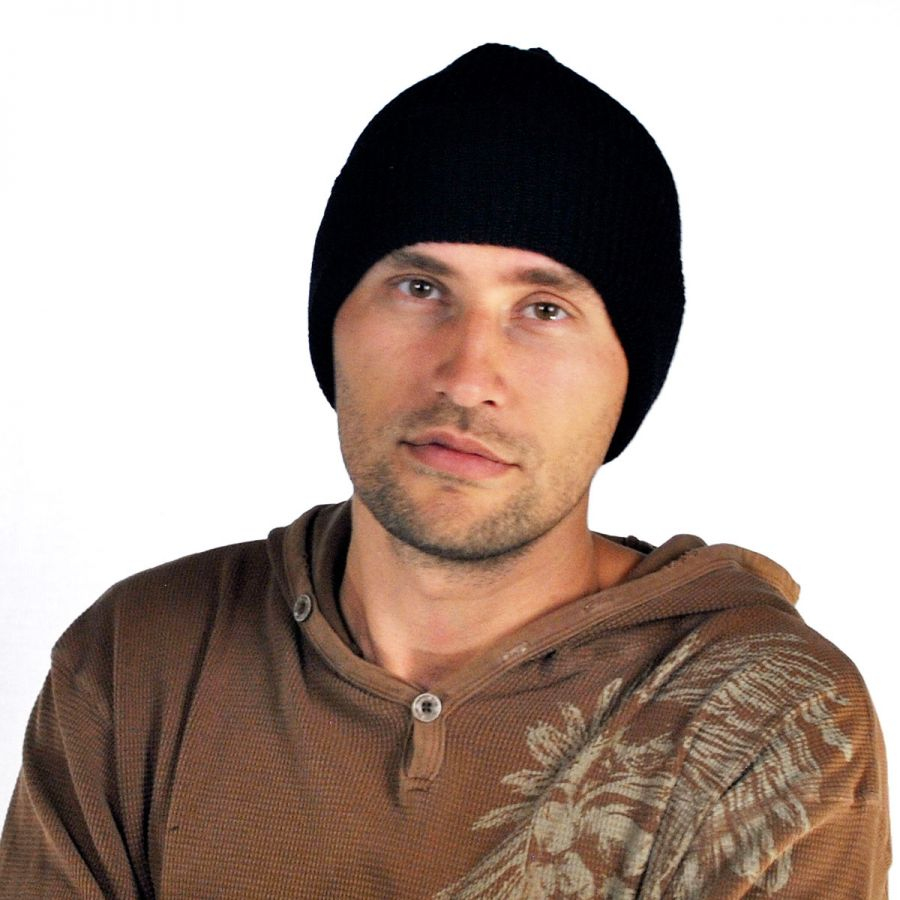 thumbnail 3 - Village Hat Shop Genuine Government Issue Wool Watch Cap