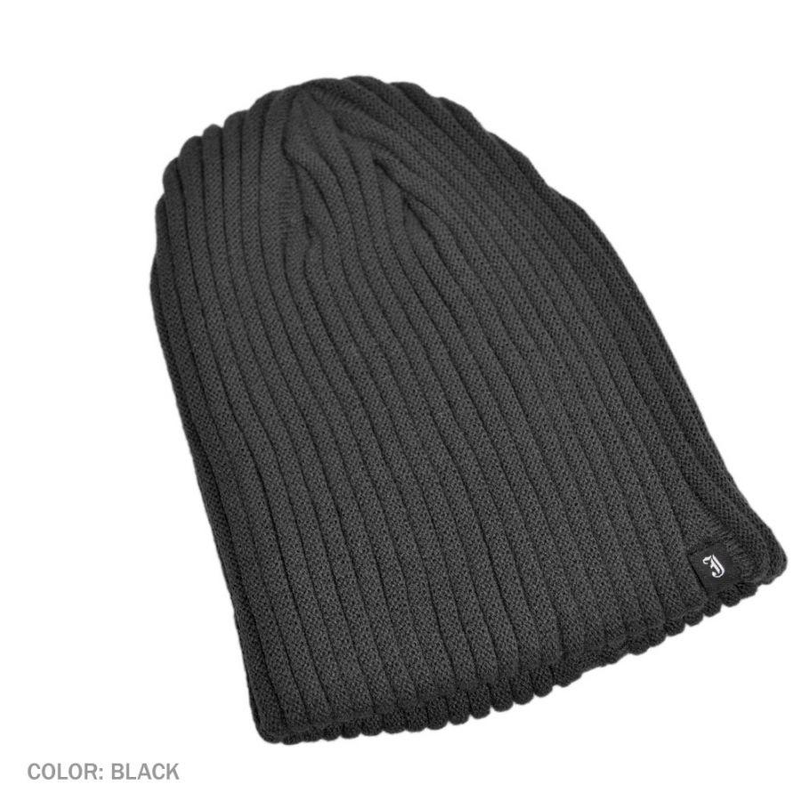 Jaxon Fair Isle Knit Beanie Hat