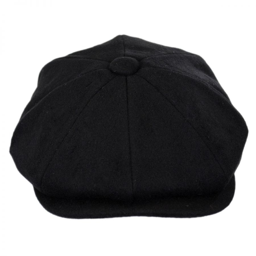 b118276e Jaxon-Hats-Pure-Wool-Newsboy-Cap thumbnail 2