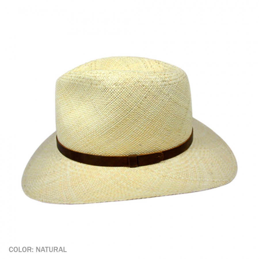 MJ Panama Straw Outback Hat  87806d267c3