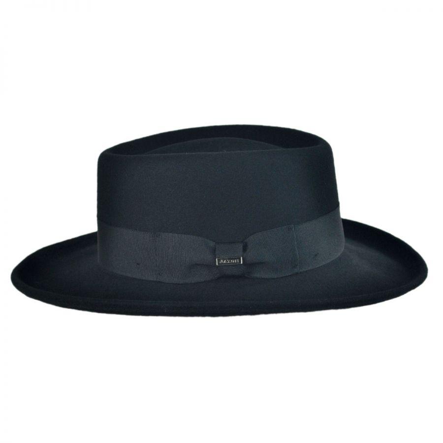 6a30214e5baef Jaxon-Hats-Crushable-Wool-Felt-Gambler-Hat thumbnail 4