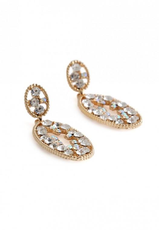 My Treasure Stone Earrings alternate img #2