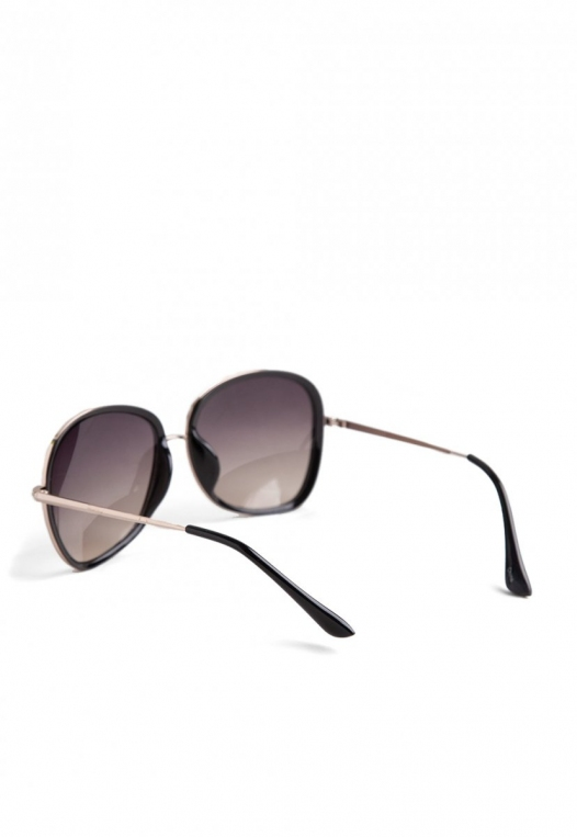 East Side Metal Trim Sunglasses alternate img #4