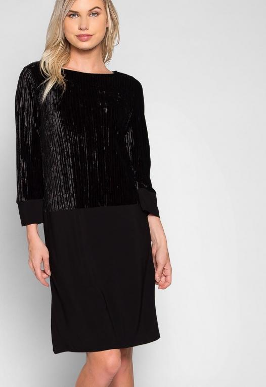 Cool Dance Velvet Top Mini Dress alternate img #5