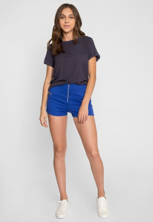 Isla Knit Shorts alternate img #5