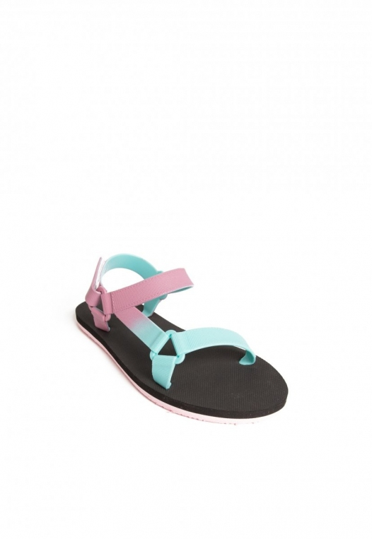 Oceanside Ombre Sandals in Lilac alternate img #4
