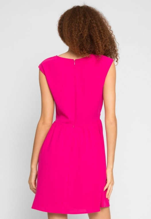 Cherry Pop Fit and Flare Dress alternate img #4