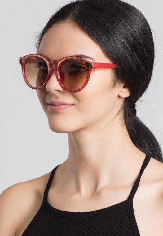 Explosion Round Sunglasses alternate img #1