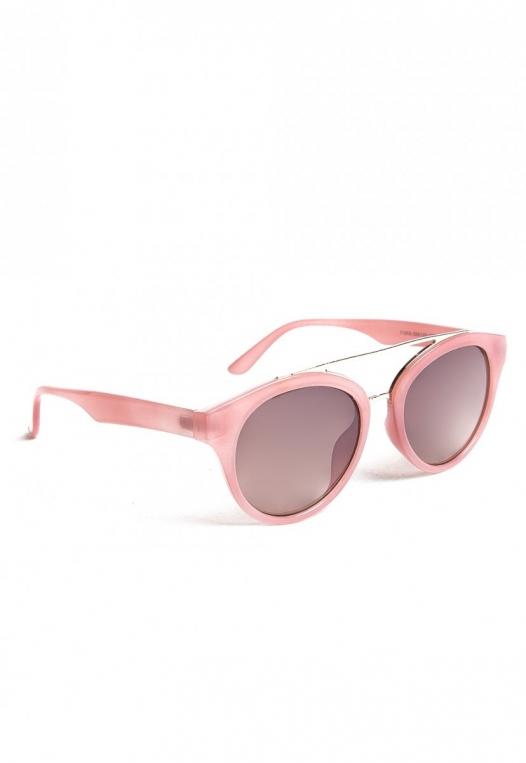 Bubble Gum Cat Eye Sunglasses alternate img #4